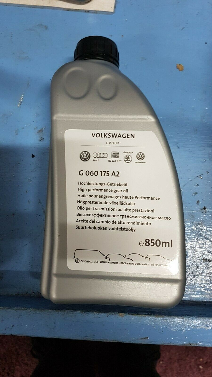 HALDEX 4 gen Differential Oil Filter Set for AUDI VOLKSWAGEN SEAT SKODA 111358