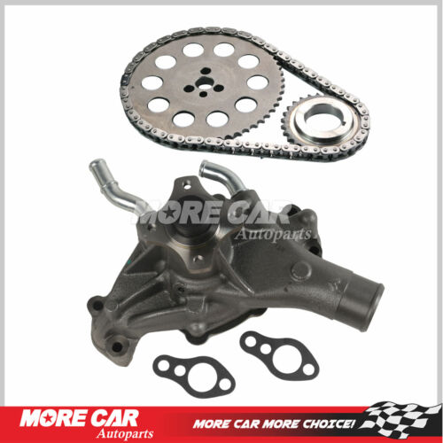 Timing Chain Kit  Water Pump Fit 99-05 Chevrolet Express Silverado 1500 GMC 4.3L