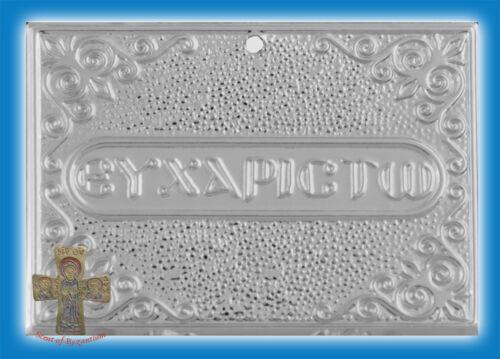 Orthodox Tamata Offerings EX Voto Silver Plated Milagros Votivgabe Votiv Opfer