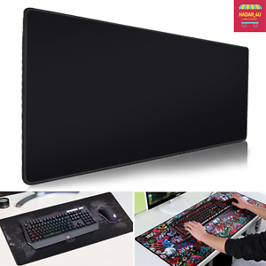 Computer Mouse Pad Gaming Mousepad Large Gamer Xxl Carpet Pc Desk Mat For Home Ebay