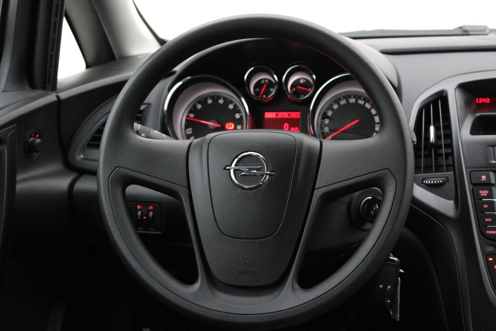 Opel Astra 1,4 100 Limited - billede 8