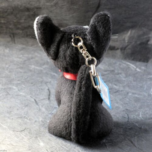 KIKI/'S DELIVERY SERVICE JIJI PLUSH SOFT TOY KEYCHAIN NEW