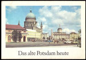 Das-alte-Potsdam-heute-Bildmappe-mit-18-Farbdrucken-1983