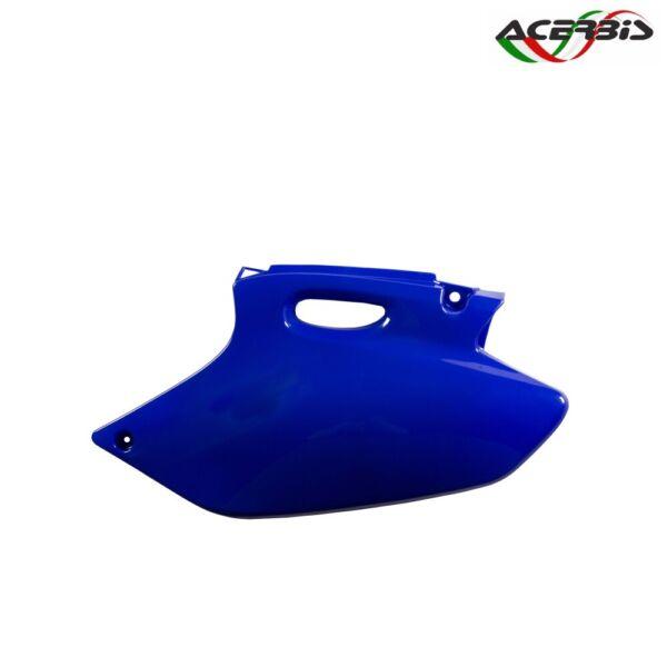 Acerbis Coppia Fianchetti Posteriori Blu Yamaha 400 Wr F 1998-1999 Una Custodia Di Plastica è Compartimentata Per Lo Stoccaggio Sicuro