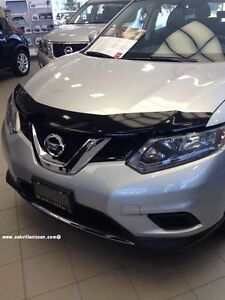 Nissan Rogue Hood Deflector 2014 Genuine Nissan Part Ebay