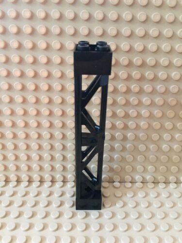 LEGO® Support 2x 2x10 Girder Stütze Pfeiler 58827 Black 6863 8709 7199 7787 7744