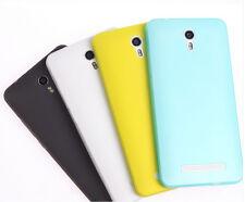 "Ultra Delgado Silicona Funda De 5.5 ""Jiayu S3 Smartphone Color Negro"
