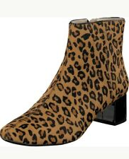 13a33eaa8bd8 item 4 NEW CLARKS CHINABERRY BAY LEOPARD PRINT LEATHER BOOTS UK SIZE 4 D  -NEW CLARKS CHINABERRY BAY LEOPARD PRINT LEATHER BOOTS UK SIZE 4 D