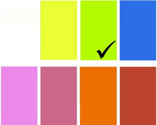 40x farbiges Druckerpapier DIN A4 /> 35 Farben 80 g//qm pastell intensiv neon Set