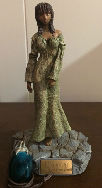 Art of War Berserk - Original Casca Statue (Exclusive Behelit) Rare Art Proof