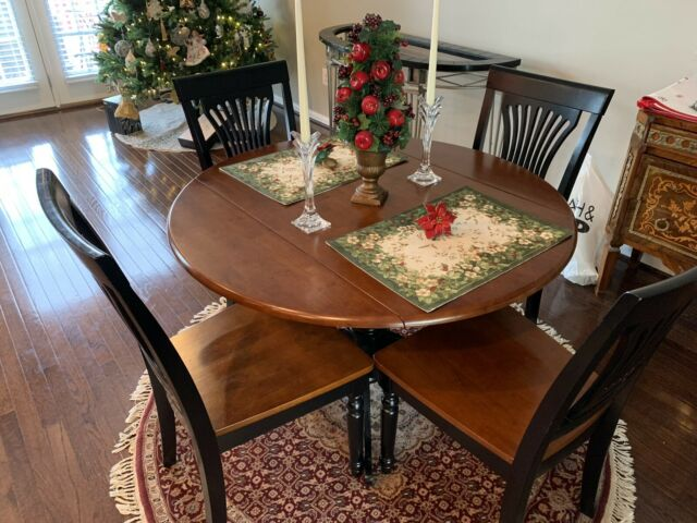 Dining Set With 42 Inch Round Table