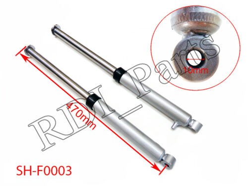 Front Fork Suspension Shock Assy for Yamaha PW50 Y-Zinger PEEWEE 50 PY50