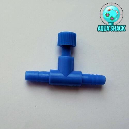 Air Line Regulator Control Valve Air Pump for Aquarium 6mm Pond Fish Accessories