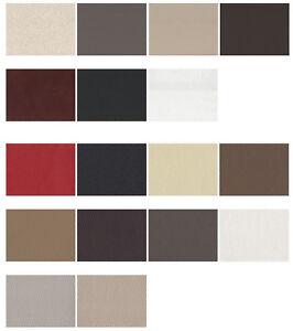 17 farben leder spalt m bel faser polster sitzbezug kunstleder muster 10 x 4 ebay. Black Bedroom Furniture Sets. Home Design Ideas