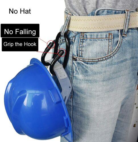 Details about  /2x Auto Car Seat Headrest Rack Hanger Bag Organizer Hard Hat Hook Helmet Holder