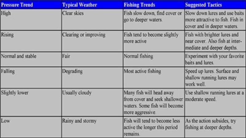 TRINTEC VECTOR VEC-04-FB MARINE FISHING FISHING FISHING BAROMETER 34fb93