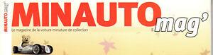REVUE-MAGAZINE-MINAUTO-MAG-ANNUEL-MENSUEL-N-1-au-N-56-2000-a-2017-au-choix