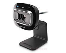 New Genuine 100% Microsoft LifeCam HD-3000 HD Webcam 720P USB Webcam