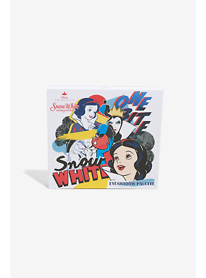 Details about  /Disney Snow White And The Seven Dwarves Square Eyeshadow Palette