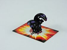 BAKUGAN 3-Headed Hades 560g Black Darkus dragonoid Battle Brawlers New Vestroia