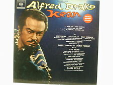 Alfred Drake as Kean, Columbia KOL 5720, 1961 Mono, Original Broadway Cast LP