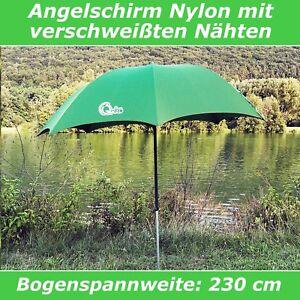 Anglerschirm Mit Verschweißten Nähten Pflichtbewusst Q-tac Angelschirm Nylon Angel Schirm