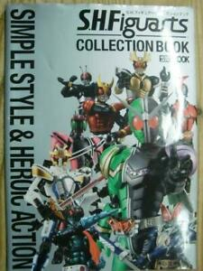 S-H-Figuarts-Collection-Book-Simple-Style-amp-Heroic-Action-Toy-Figure
