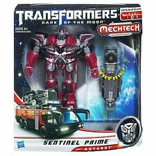 Transformers:Dark of the Moon MechTech Weapons System Sentinel Prime DOTM NEW