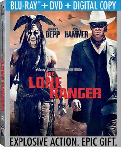 The-Lone-Ranger-2013-Johnny-Depp-2-Disc-Blu-ray-DVD-BLU-RAY-NEW