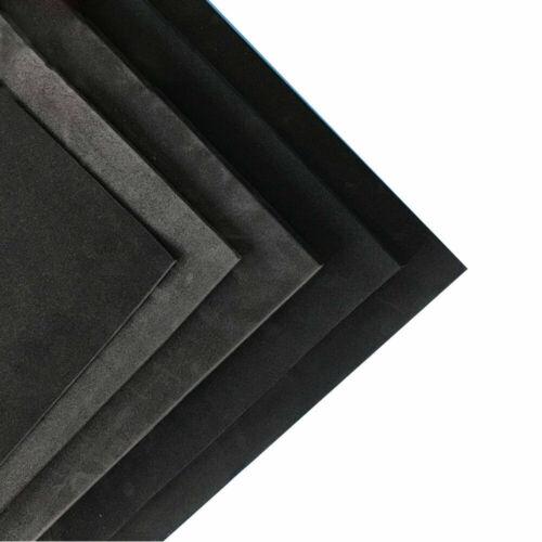 35x100cm Schwarz EVA Schaum Blätter DIY Cosplay Model COS Kleidung Stütze Bastel