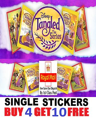 Panini DISNEY TANGLED The Series Stickers Singles  No/'s 1-168  BUY 4 GET 10 FREE