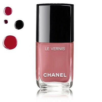 Chanel Le Vernis Longwear Nail Colour Nail Polish 491 Rose Confidentiel Nib 3145891595987 Ebay