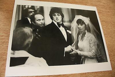 Sylvester Stallone 8x10 Photo Rocky Stunning