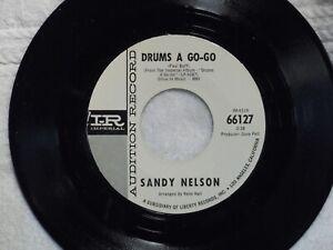 Sandy Nelson Drums A Go Go Casbah Imperial 66127 Dj M