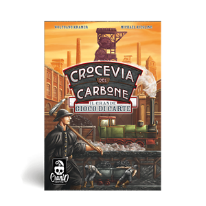 Crossroads of Carbon, Game table, New by Cranio, Italian Edition