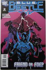 "The Blue Beetle #2 (Jun 2006, DC) Girren Rogers Hammer ""Friend or Foe?"" (C1663)"