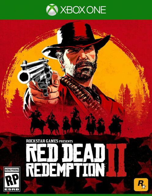 Red Dead Redemption 2 Xbox One [video game]