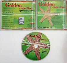 GOLDEN COLLECTION FERRADINI OSIBISA HOLIDAY CARTER GAYNOR CUGINI DI CAMPAGNA CD