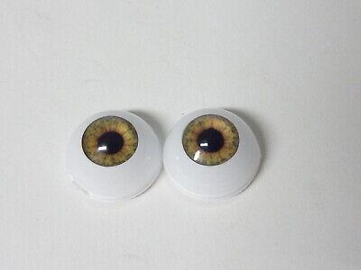 Reborn Doll Eyes In Pabol New Dark Grey  20MM