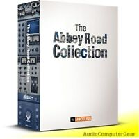 Waves ABBEY ROAD COLLECTION Audio Software Plug-in Bundle Native+SoundGrid NEW