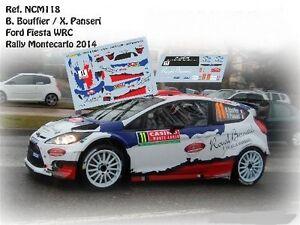 DECALS-1-43-FORD-FIESTA-RS-WRC-11-B-BOUFFIER-RALLYE-MONTE-CARLO-2012-NCM118