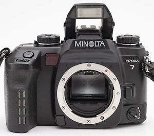 Minolta-Dynax-7-Body-Gehaeuse-SLR-Kamera-Spiegelreflexkamera-Camera
