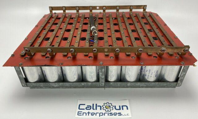 Mallory 2500MFD Type-CG  350VDC-400VDC Capacitor
