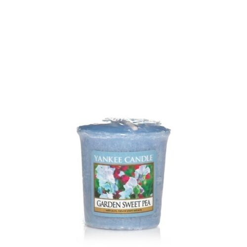 Yankee Candle Sampler Votivkerze 49g Garden Sweet Pea
