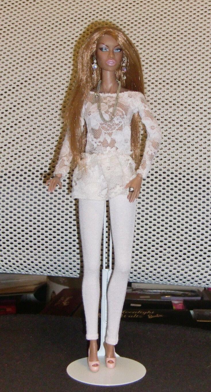 2013 moda Royalty  oro Glam Adele Nude bambola  presa