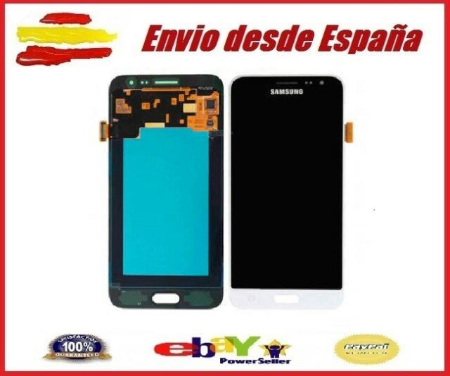 Pantalla Para Samsung Galaxy J3 2016 J320 J320FN Completa LCD Display Blanca