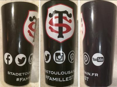 1 Verre Gobelet Rugby STADE TOULOUSAIN Toulouse top14 ecocup eco cup no rct asm | eBay