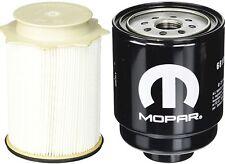 2010-2018 RAM® 6.7L Cummins Turbo Diesel Fuel Filter Water Separator Set OEM