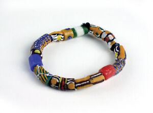 Ghana-Trade-Bead-Bracelet-African-Jewelry