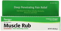 Perrigo Muscle Rub Cream (comp To Bengay) 3oz Large Tube